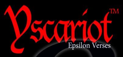 Click the image to pre-order & download Yscariot: Epsilon (Verses 12~15)