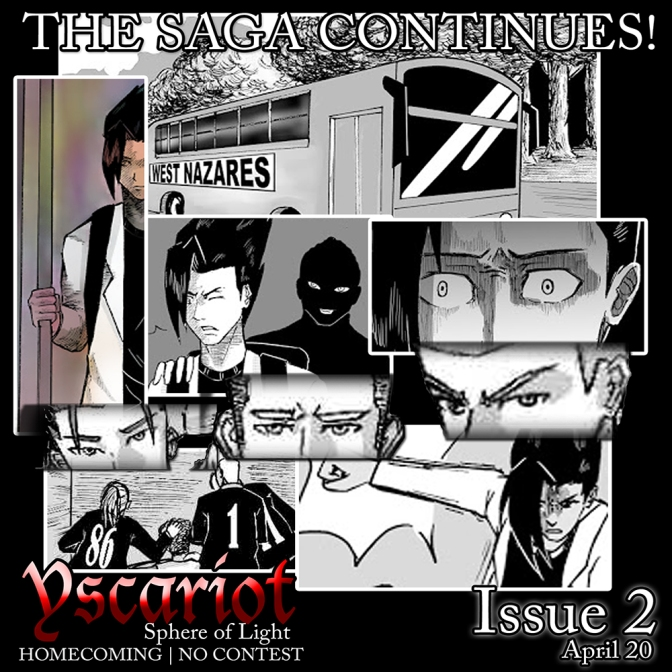 Issue II: EARLY RELEASE on Amazon!
